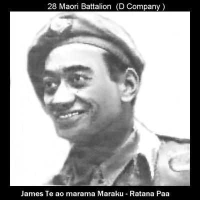 Corp: James Maraku