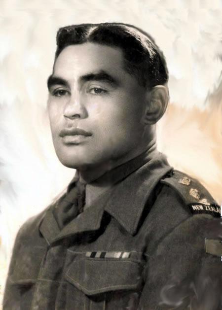 Captain Joseph Mataira