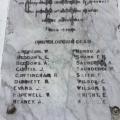Memoriam at Marseille